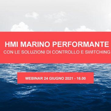 HMI MARINO PERFORMANTE Elektronica Everswitch