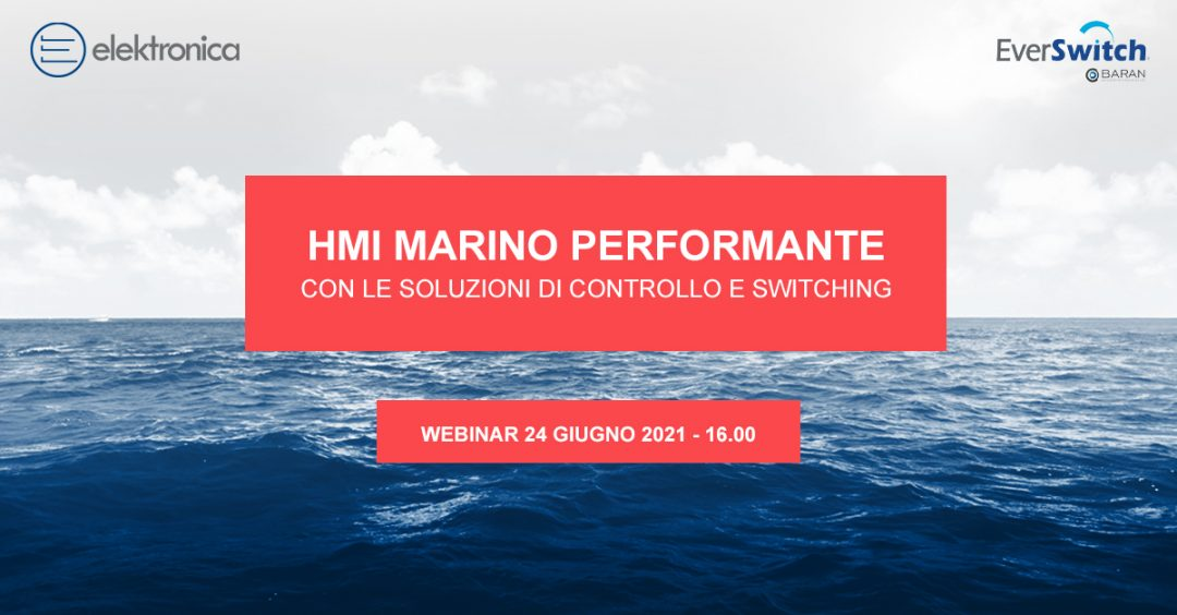 HMI MARINO PERFORMANTE